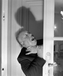 Alfred Hitchcock, 1955