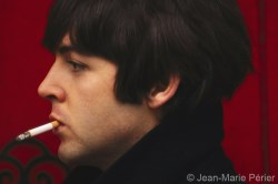 Paul McCartney, profile, London, March 1966