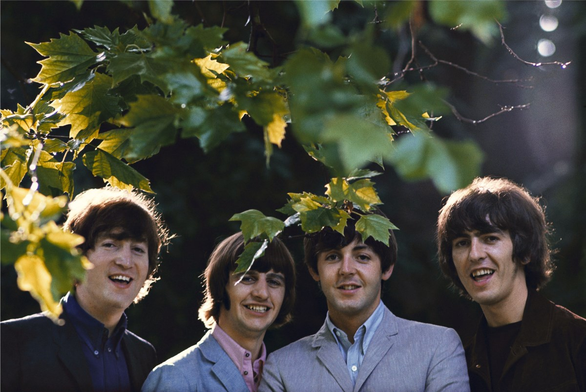The Beatles, Paris, May 1965 - Galerie XII