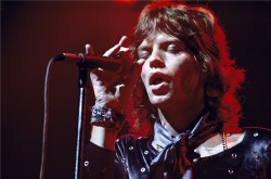 Mick Jagger, USA, June 1972