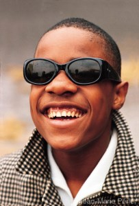 Stevie Wonder, New York, mai 1964