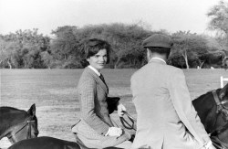 Jackie Kennedy horse riding, March 1962