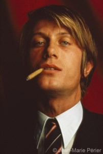 Jacques Dutronc, cigar, Paris, June 1967