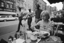 Michel Polnareff, New York, septembre 1966