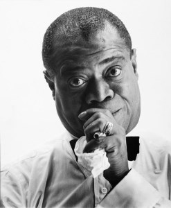 Louis Armstrong vers 1950