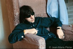 Ringo Starr, George V hotel, Paris, May 1965