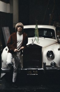 Brian Jones, London, May 1966