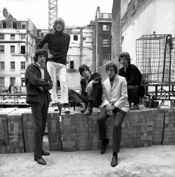 The Rolling Stones, Ormond Yard, London, 1965