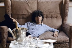 George Harrison, hôtel George V, Paris, mai 1965