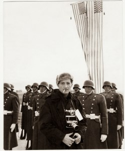 Benno Graziani during president Eisenhower official visit in Kabul, Afghanistan.