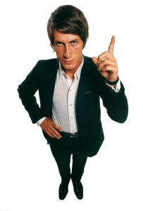 Jacques Dutronc, Paris, September 1966