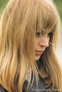 Marianne Faithfull, London, June 1965