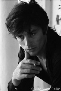 Alain Delon, Saint-Tropez, August 1966