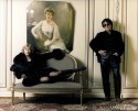 Jacques Dutronc et Marianne Faithfull, Paris, octobre 1999