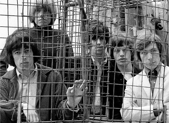 Gered Mankowitz / The Rolling Stones Backstage / Photo12 Galerie