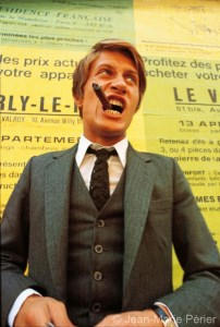 Jacques Dutronc, Paris, juin 1967