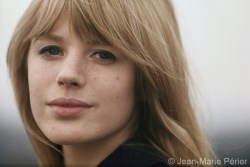 Marianne Faithfull, portrait, Londres, juin 1965