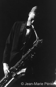 Gerry Mulligan, portrait 3, septembre 1958